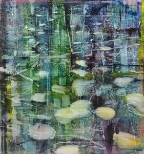 Matthias Meyer, 'Yellow Waterlilies', 2019