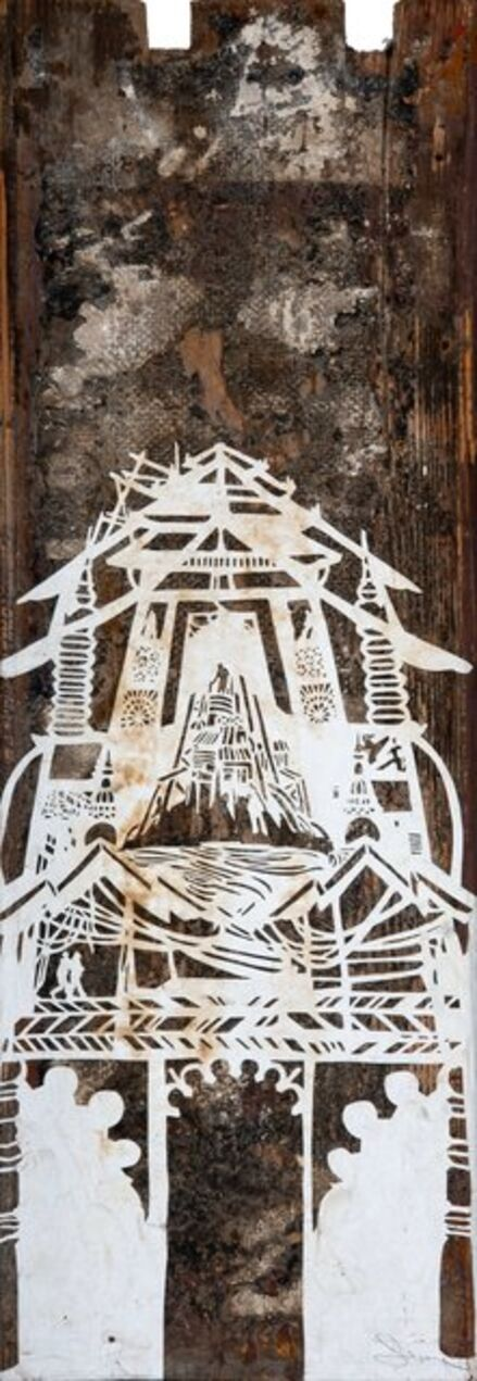 Swoon, 'Untitled'