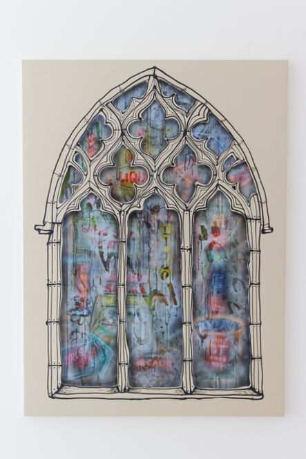 Mark Posey, 'Cathedral Window', 2020