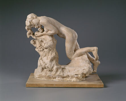 Auguste Rodin, 'Eve Eating the Apple', ca. 1885