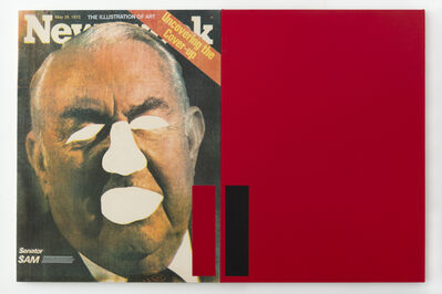 Antonio Dias, 'The Illustration of Art / Uncovering the Cover-Up', 1973