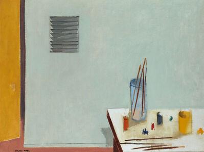 Herman Maril, 'Studio Corner', 1977
