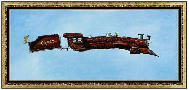 Robert Rasely, 'The American Flyer - Comet ', 1998