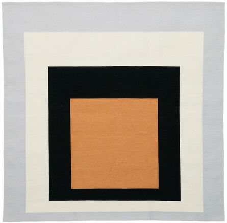 Josef Albers, 'Homage to the Square Tapestry (New Gate)', 2018
