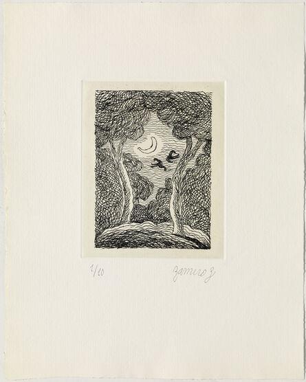 Ramiro Fernandez Saus, 'Moonlight', 2012