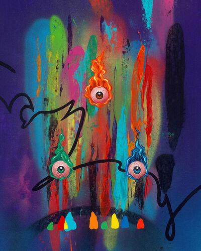 Anthony Hurd, 'Rainbow Vision', 2021
