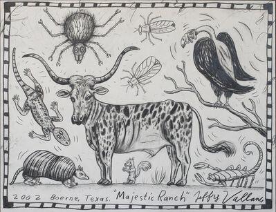 Jeffrey Vallance, 'Majestic Ranch', 2002