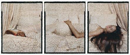 Lalla Essaydi, 'Les Femmes du Maroc: Harem Beauty #1', 2008