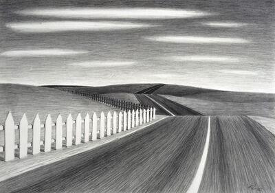 Robin Lowe, 'Picket Landscape', 2006
