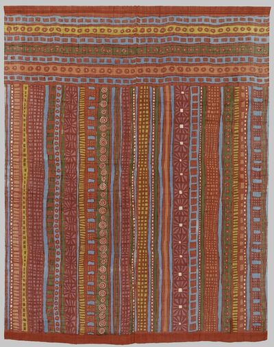 Samiro Yunoki, 'Rayures', 1977