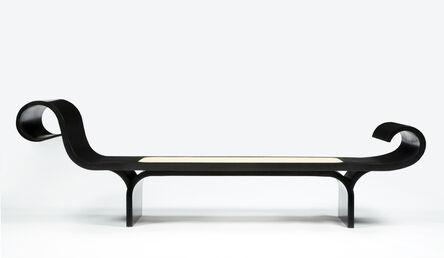 """Oscar Niemeyer, '""""Marquesa""""', 1978/2010"""