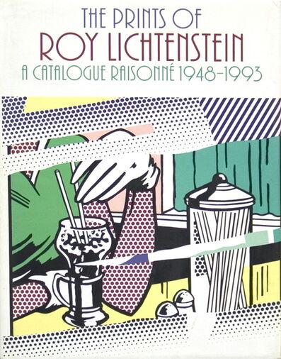 Roy Lichtenstein, 'The Prints of Roy Lichtenstein: a Catalogue Raisonne 1948-1993', 1994