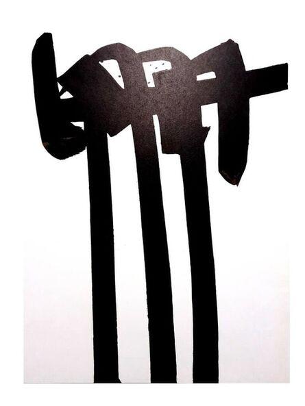 Pierre Soulages, 'Original Lithograph by Pierre Soulages', 1970