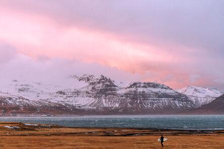 Ludwig Favre, 'Icelandic Surfing', 2020