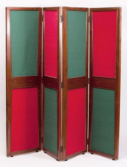 Pierre Jeanneret, 'Folding Screen', 1955