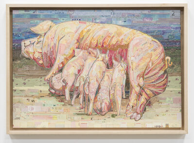 C.K. Wilde, 'Indulgence', 2012