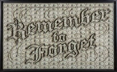Scott Campbell, 'Remember to Forget', 2013