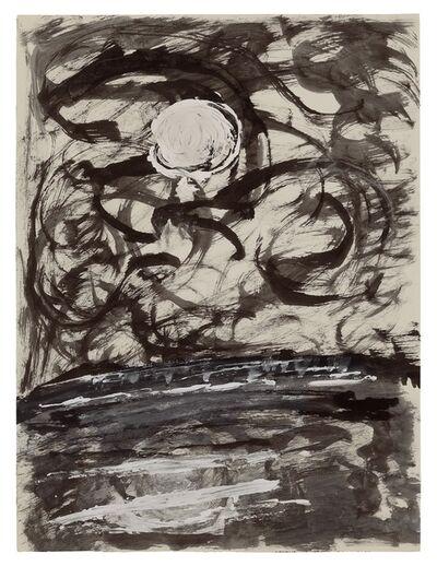 Fritz Ascher, 'Moon Landscape', undated