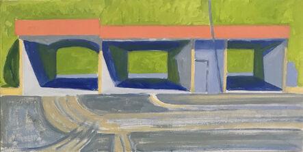Adrianne Lobel, 'Car Wash', 2017