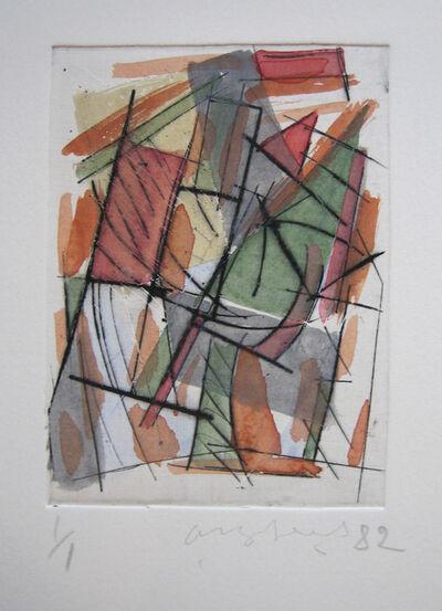 Oleg Kudryashov, 'Untitled, Plate 346', 1982