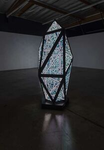 Anthony James, 'Crystal 001', 2020