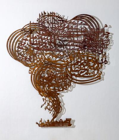 "Khalil Chishtee, '"" Cause & Effect ""', 2019"