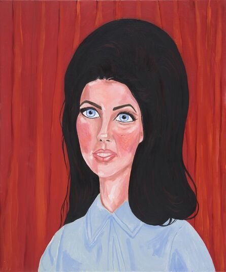 Stella Vine, ''Priscilla', or 'I LOVED him with all my heart'', 2014