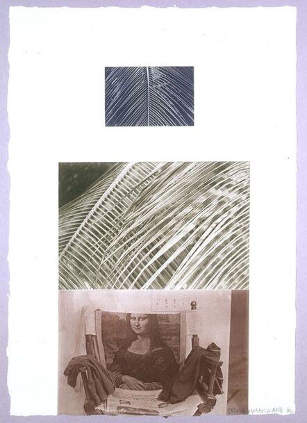 Robert Rauschenberg, 'The Razorback Bunch: Etching V', 1982