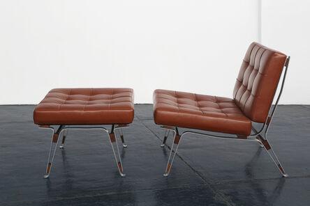 Ico Parisi, 'Lounge Chair and Ottoman Mod. 856', 1958