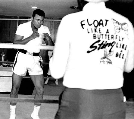 Harry Benson, 'Ali Float Like a Butterfly, Miami', 1964