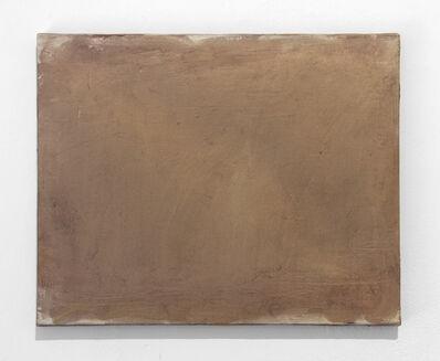 Sérgio Sister, 'Marrom Chardin (Chardin brown)', 2015