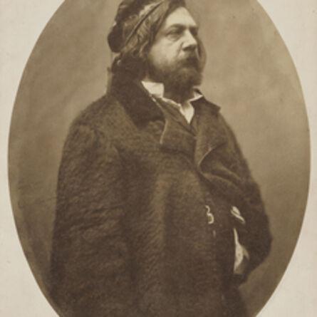 Nadar, 'Th'ophile Gautier', 1856