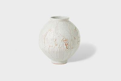 Do-hyun Han, 'White Porcelain Moon Jar', 2011