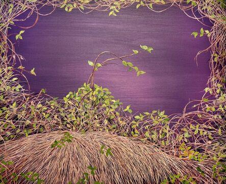 Allison Green, 'Deep Violet Thicket', 2012