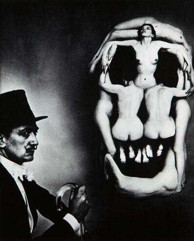 Philippe Halsman, 'Dali's Skull', 1951