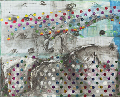 Marsha Nouritza Odabashian, 'Flattening the Curve #5', 2020