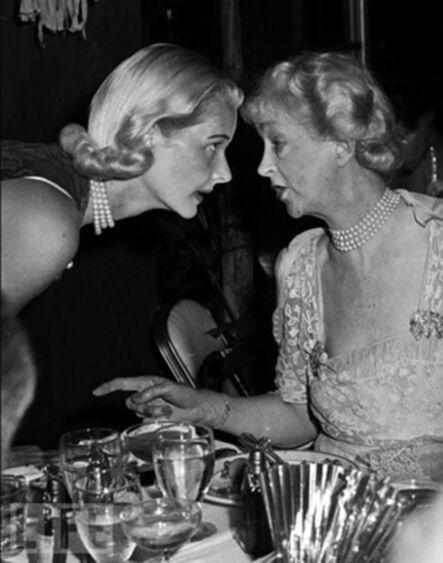 Slim Aarons, 'C.Z. Guest with Consuelo Vanderbilt, Palm Beach, Florida', ca. 1955