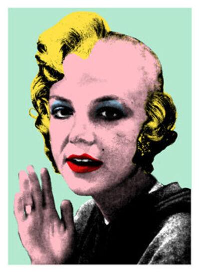 Mr. Brainwash, 'Britney Marilyn', 2008