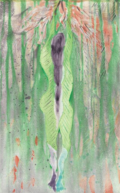 Chris Ofili, 'Habio Green', 2009