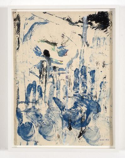 Ibrahim El-Salahi, 'Untitled', 1957