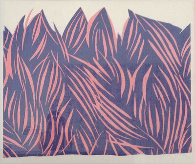 Delia Cancela, 'Diseño Bon à tirer', 1992