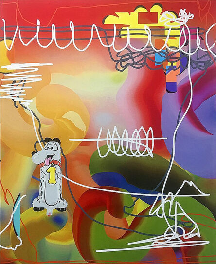 Jonathan Paul (aka Desire Obtain Cherish), 'Noise Filter Feelings', 2017