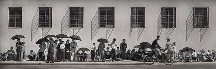 James Chung 鍾文略, 'Under the Windows', 1958