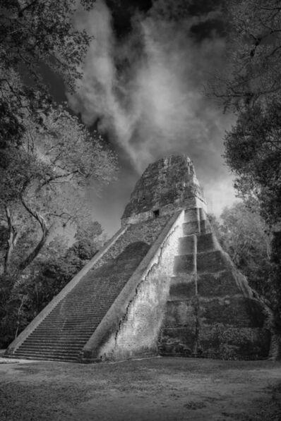 William Frej, 'Tikal, Temple V', 2016