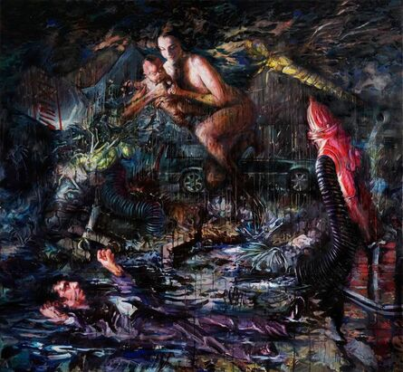 Rafael Yaluff, 'Two Homes', 2020