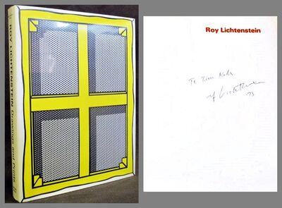 Roy Lichtenstein, 'Roy Lichtenstein: Drawings and Prints (Hand Signed and Inscribed to multiple Rock and Roll Hall of Fame inductee Timothy D. Kehr )', 1973