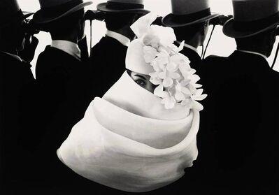 Frank Horvat, 'Givenchy Hat A', 1958