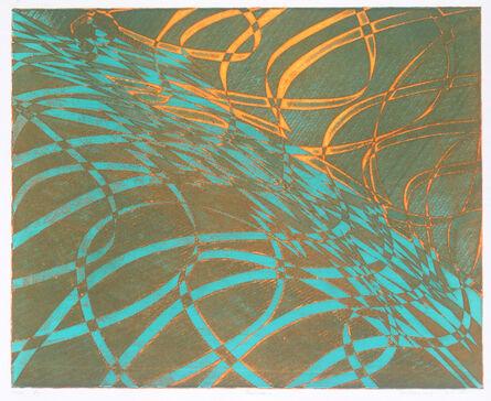 Stanley William Hayter, 'Claduegne (B/M#355)', 1972