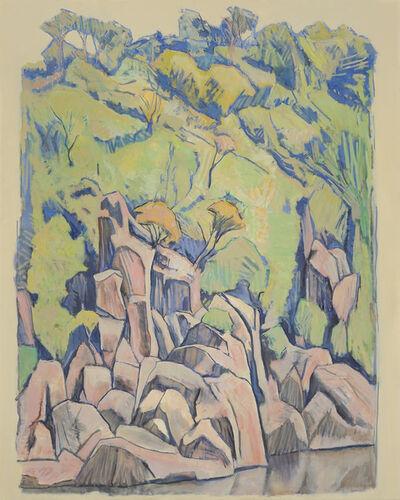 Guy Stuart, 'Cataract Gorge Scroll Format 2', 2016