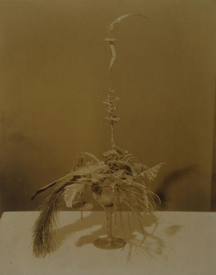 "Charles Sheeler, 'Baroness Elsa's ""Portrait of Duchamp""', ca. 1920"